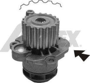Airtex 1776 - Pompa wodna intermotor-polska.com