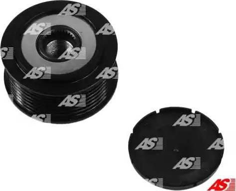 AS-PL AFP5008 - Alternator - sprzęgło jednokierunkowe intermotor-polska.com