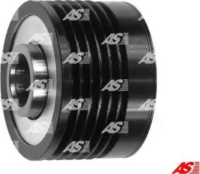 AS-PL AFP6002 - Alternator - sprzęgło jednokierunkowe intermotor-polska.com