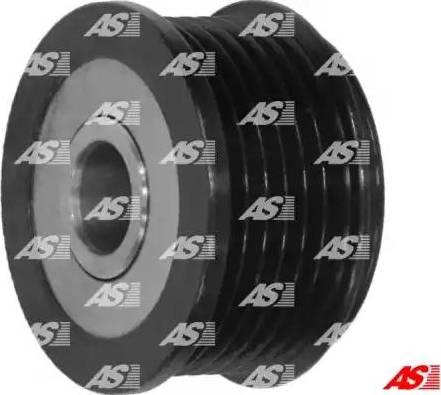 AS-PL AFP0017 - Alternator - sprzęgło jednokierunkowe intermotor-polska.com
