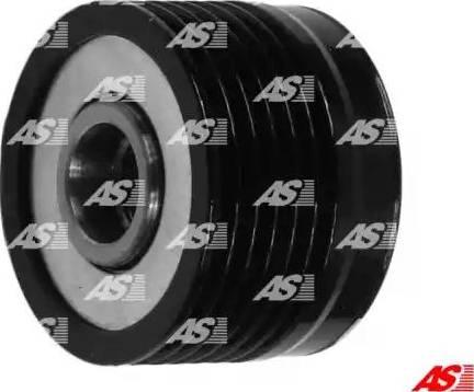 AS-PL AFP0071 - Alternator - sprzęgło jednokierunkowe intermotor-polska.com