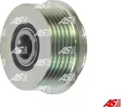 AS-PL AFP0072 - Alternator - sprzęgło jednokierunkowe intermotor-polska.com