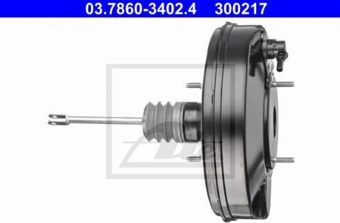 ATE 03.7860-3402.4 - Urządzenie wspomagające siłę hamowania intermotor-polska.com