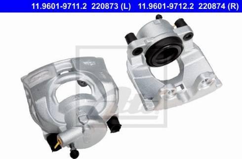 ATE 11.9601-9712.2 - Zacisk hamulca intermotor-polska.com