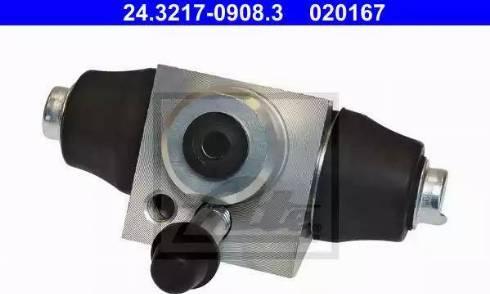 ATE 24.3217-0908.3 - Cylinderek hamulcowy intermotor-polska.com