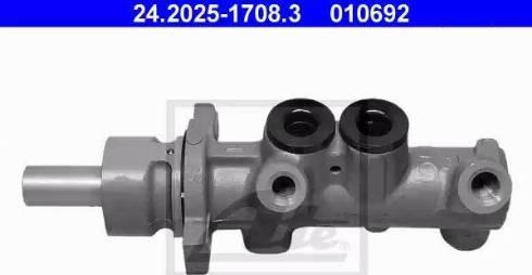 ATE 24.2025-1708.3 - Pompa hamulcowa intermotor-polska.com