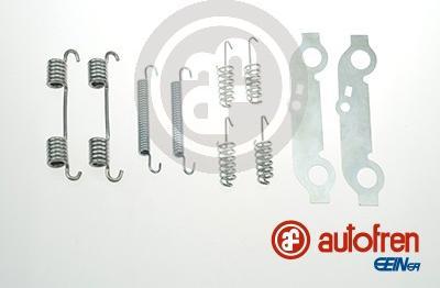 AUTOFREN SEINSA D31002A - Zestaw akcesoriów, szczęki hamulcowe hamulca postojowego intermotor-polska.com