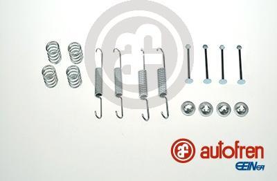 AUTOFREN SEINSA D31030A - Zestaw akcesoriów, szczęki hamulcowe hamulca postojowego intermotor-polska.com
