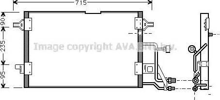 Ava Quality Cooling AI5116 - Skraplacz, klimatyzacja intermotor-polska.com