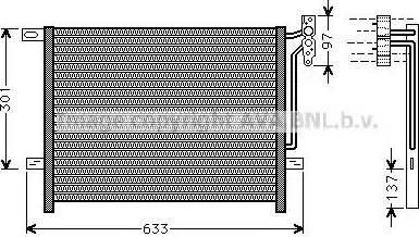 Ava Quality Cooling BW5397 - Skraplacz, klimatyzacja intermotor-polska.com