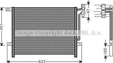 Ava Quality Cooling BW5203 - Skraplacz, klimatyzacja intermotor-polska.com