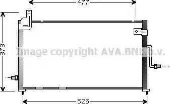 Ava Quality Cooling DW5044 - Skraplacz, klimatyzacja intermotor-polska.com