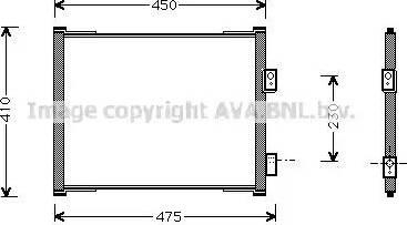 Ava Quality Cooling FD5262 - Skraplacz, klimatyzacja intermotor-polska.com