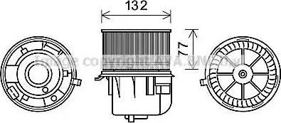 Ava Quality Cooling FD8572 - Silnik elektryczny, dmuchawa wnętrza intermotor-polska.com