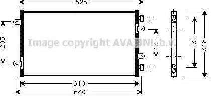 Ava Quality Cooling FT5219 - Skraplacz, klimatyzacja intermotor-polska.com