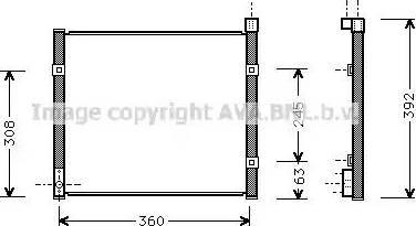 Ava Quality Cooling HD5095 - Skraplacz, klimatyzacja intermotor-polska.com