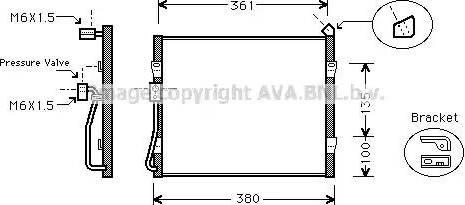 Ava Quality Cooling HD5089 - Skraplacz, klimatyzacja intermotor-polska.com
