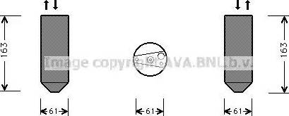 Ava Quality Cooling HDD109 - Osuszacz, klimatyzacja intermotor-polska.com
