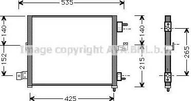 Ava Quality Cooling HY5062 - Skraplacz, klimatyzacja intermotor-polska.com