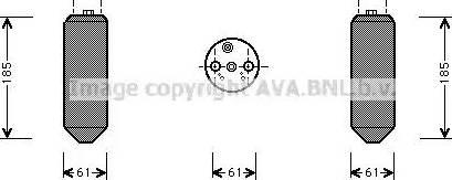 Ava Quality Cooling MTD151 - Osuszacz, klimatyzacja intermotor-polska.com