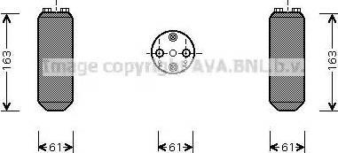 Ava Quality Cooling MZD150 - Osuszacz, klimatyzacja intermotor-polska.com