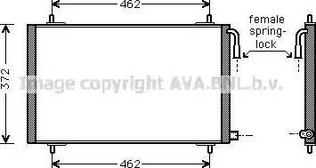 Ava Quality Cooling PE5191 - Skraplacz, klimatyzacja intermotor-polska.com