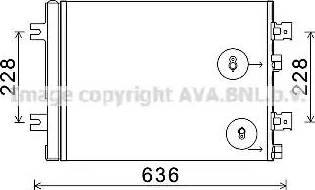 Ava Quality Cooling RTA5467D - Skraplacz, klimatyzacja intermotor-polska.com