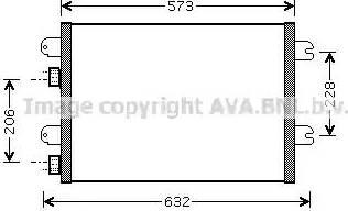 Ava Quality Cooling RTA5317 - Skraplacz, klimatyzacja intermotor-polska.com