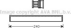 Ava Quality Cooling SZD096 - Osuszacz, klimatyzacja intermotor-polska.com