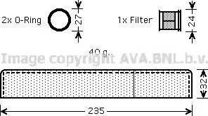 Ava Quality Cooling TOD349 - Osuszacz, klimatyzacja intermotor-polska.com
