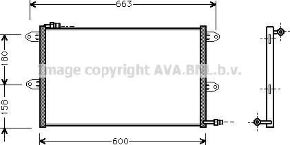Ava Quality Cooling VN5144 - Skraplacz, klimatyzacja intermotor-polska.com