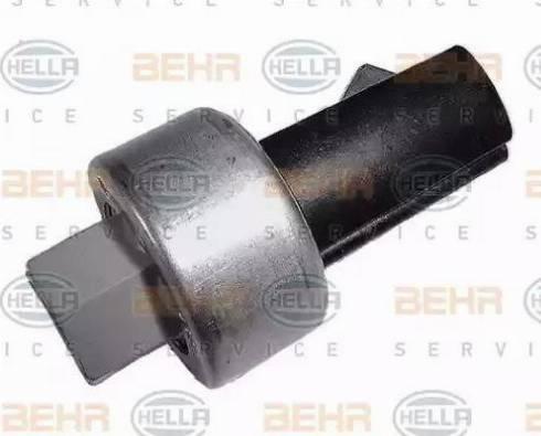 BEHR HELLA Service 6ZL351023-001 - Przełącznik ciżnieniowy, klimatyzacja intermotor-polska.com