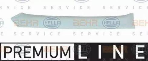 BEHR HELLA Service 8FT351198-691 - Osuszacz, klimatyzacja intermotor-polska.com