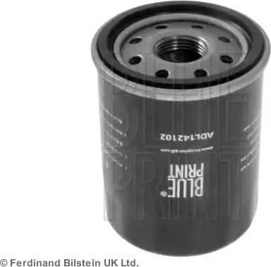Blue Print ADL142102 - Filtr oleju intermotor-polska.com