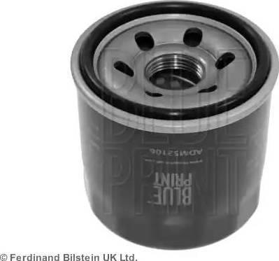 Blue Print ADM52106 - Filtr oleju intermotor-polska.com