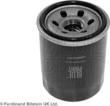 Blue Print ADM52107 - Filtr oleju intermotor-polska.com