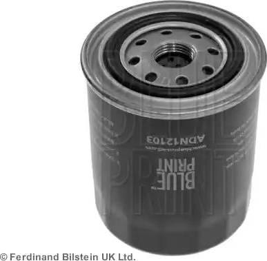 Blue Print ADN12103 - Filtr oleju intermotor-polska.com