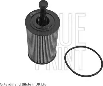 Blue Print ADP152101 - Filtr oleju intermotor-polska.com