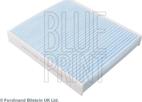 Blue Print ADT32551 - Filtr, wentylacja przestrzeni pasażerskiej intermotor-polska.com