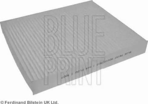 Blue Print ADV182503 - Filtr, wentylacja przestrzeni pasażerskiej intermotor-polska.com