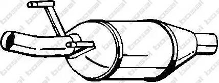 Bosal 090-533 - Katalizator intermotor-polska.com