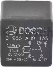 BOSCH 0 986 AH0 135 - PrzekaYnik wielofunkcyjny intermotor-polska.com