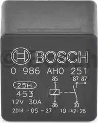 BOSCH 0 986 AH0 251 - PrzekaYnik, wentylator chłodnicy intermotor-polska.com