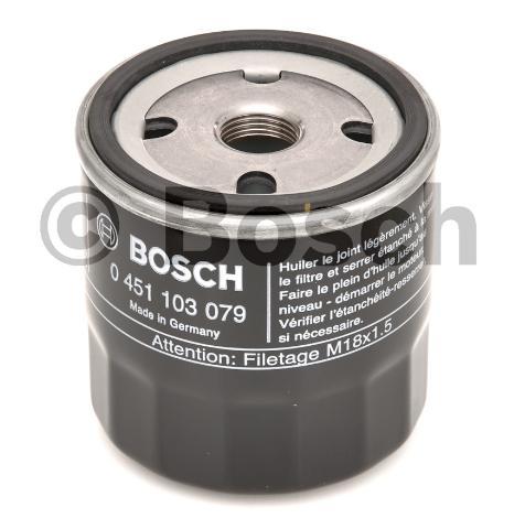 BOSCH 0 451 103 079 - Filtr oleju intermotor-polska.com
