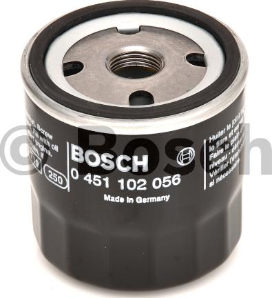 BOSCH 0 451 102 056 - Filtr oleju intermotor-polska.com