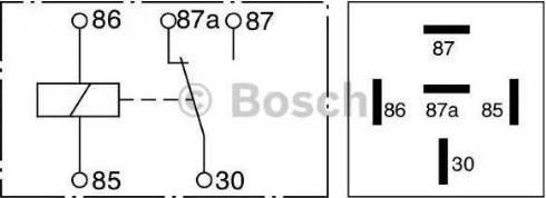 BOSCH 0 332 209 150 - PrzekaYnik wielofunkcyjny intermotor-polska.com