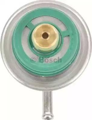 BOSCH 0 280 160 593 - Regulator ciżnienia paliwa intermotor-polska.com
