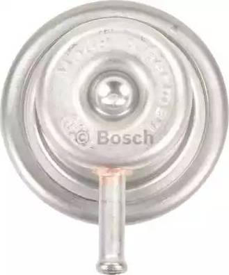 BOSCH 0 280 160 597 - Regulator ciżnienia paliwa intermotor-polska.com