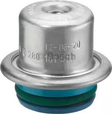 BOSCH 0 280 161 511 - Regulator ciżnienia paliwa intermotor-polska.com