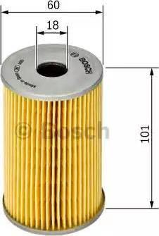 BOSCH 1 457 429 820 - Filtr hydrauliczny, układ kierowniczy intermotor-polska.com